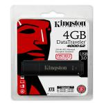 Kingston DataTraveler 4000 G2 4GB – Pendrive