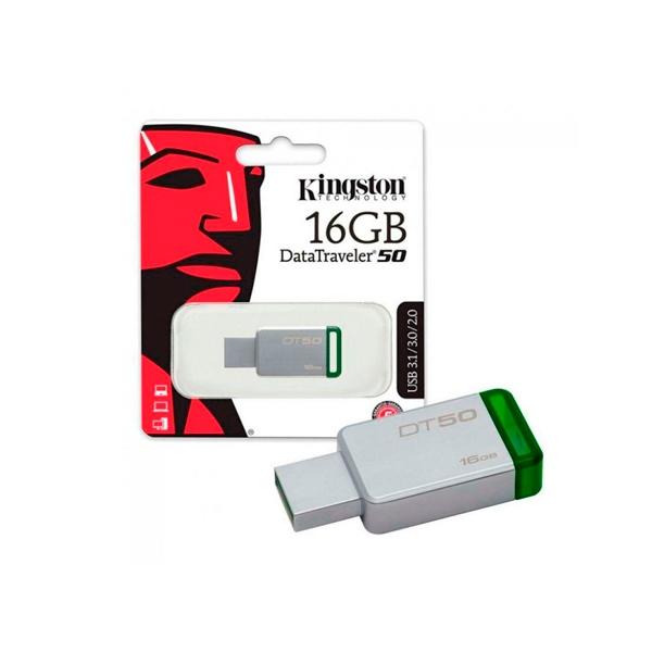 Kingston DataTraveler 50 16GB – Pendrive