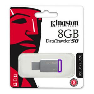 Kingston DataTraveler 50 8GB – Pendrive