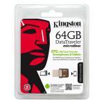 Kingston DataTraveler microDuo 64GB – Pendrive