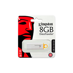 Kingston DataTraveler G4 8GB – PenDrive