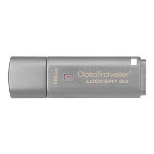 Kingston DataTraveler Locker+ G3 16GB USB 3.0 – PenDrive