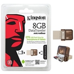 Kingston DataTraveler Micro 8GB – Pendrive