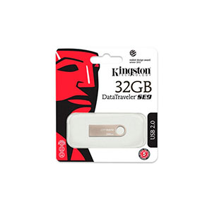 Kingston DataTraveler SE9 32GB – PenDrive