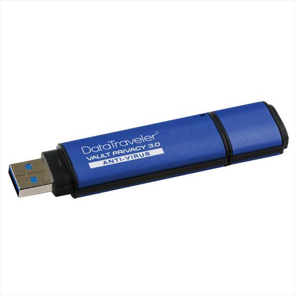 Kingston DataTraveler Vault Privacy 64GB AV – PenDrive