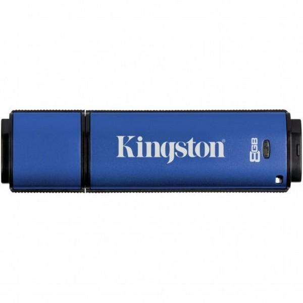 Kingston DataTraveler Vault Privacy 8GB Antivirus – PenDrive