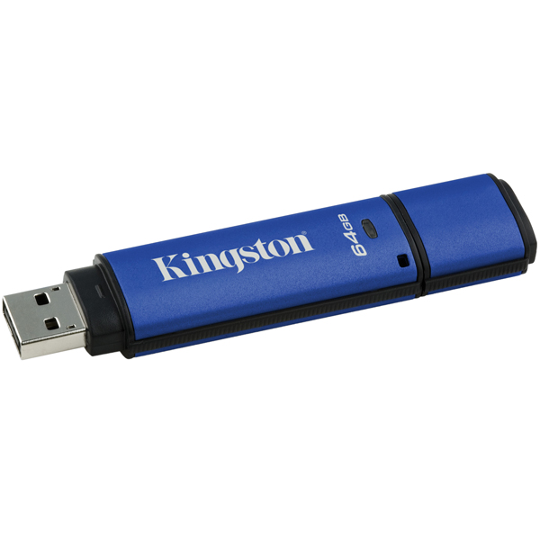 Kingston DataTraveler Vault Privacy 64GB MR – PenDrive