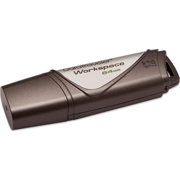 Kingston DataTraveler Workspace 64GB USB 3.0 – PenDrive