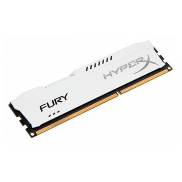 HyperX FURY White DDR3 1333MHz 16GB – Memoria RAM