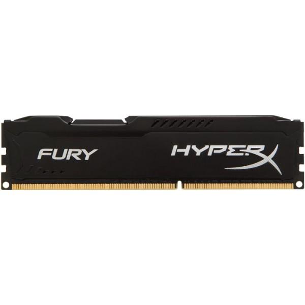 HyperX Fury Black DDR3 1600MHz 8GB – Memoria RAM