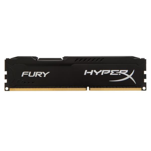 HyperX Fury Black DDR3 1866Mhz 8GB – Memoria RAM