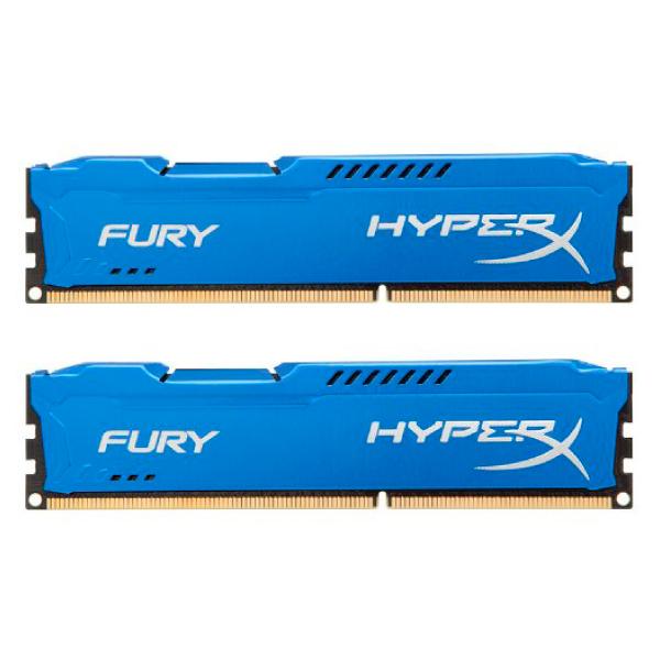 HyperX Fury DDR3 1866Mhz 8GB (2x4GB) – Memoria RAM