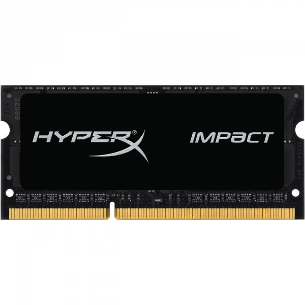 HyperX Impact DDR3 1866Mhz 4GB SODIMM – Memoria RAM