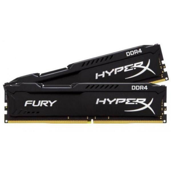 HyperX Fury DDR4 2133Mhz 8GB (2×4) – Memoria RAM