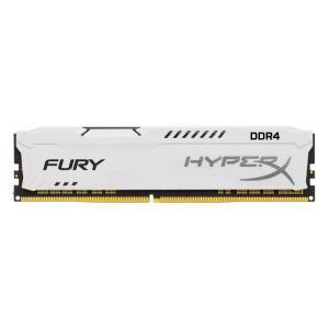 HyperX Fury DDR4 2133MHz 8GB Blanca – Memoria RAM