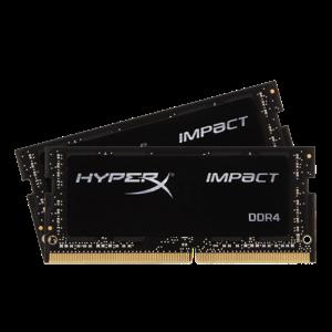 HyperX Impact DDR4 2133MHz 32GB (2×16) SO-DIMM- Memoria RAM