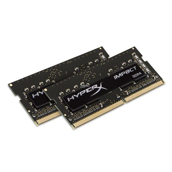 HyperX Impact DDR4 2133MHz 8GB (2×4) SO-DIMM – Memoria RAM