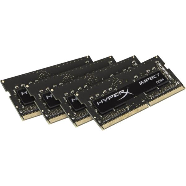 HyperX Impact DDR4 2133MHz 16GB (4×4) SO-DIMM – Memoria RAM