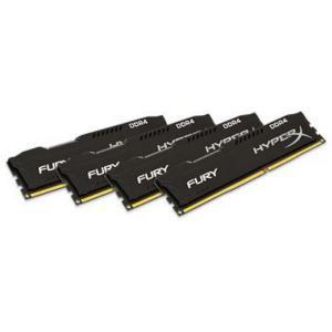 HyperX Fury DDR4 2400MHz 32GB (4×8) – Memoria RAM