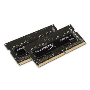 HyperX Impact DDR4 2400MHz 8GB (2×4) SO-DIMM – Memoria RAM