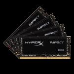 HyperX Impact DDR4 2400MHz 32GB (4×8) SO-DIMM – Memoria RAM