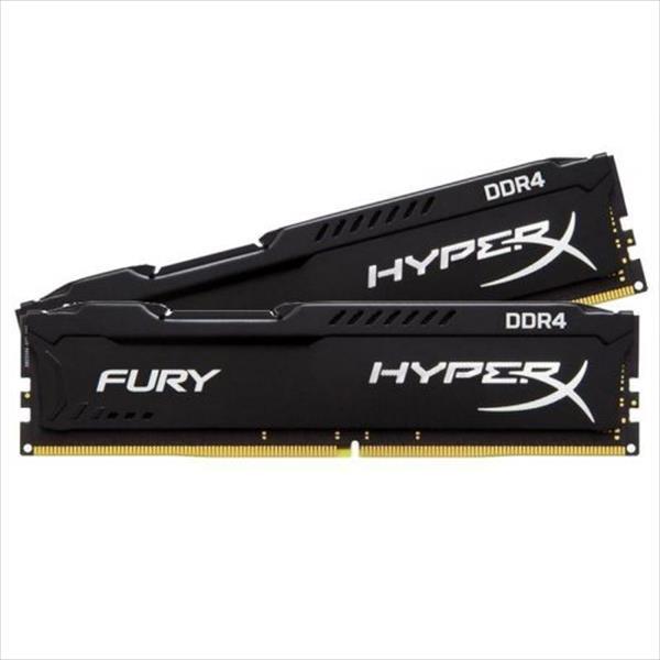 HyperX Fury DDR4 2666Mhz 16GB (2×8) – Memoria RAM