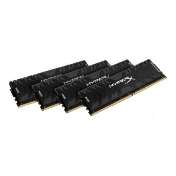 HyperX Predator DDR4 3000MHz 16GB (4×4) XMP – Memoria RAM