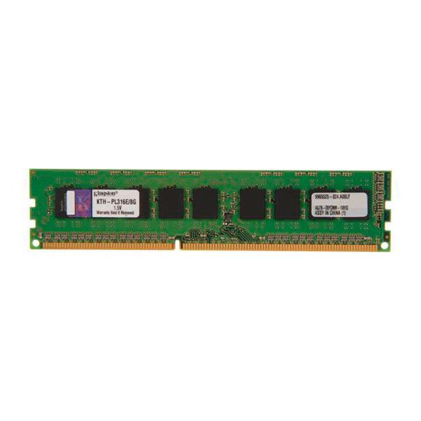 Kingston DDR3 1600Mhz 8GB UDIMM ECC 1R8X – Memoria RAM