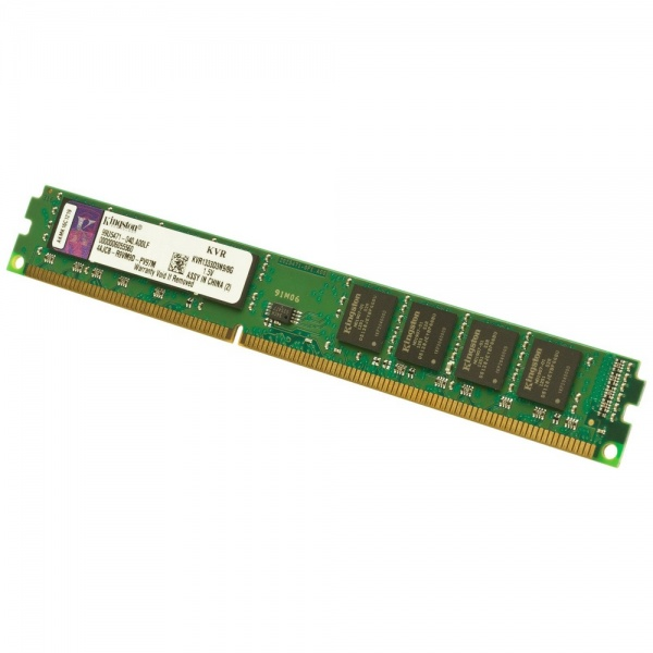 Kingston ValueRAM DDR3 1333Mhz 8GB DIMM – Memoria RAM