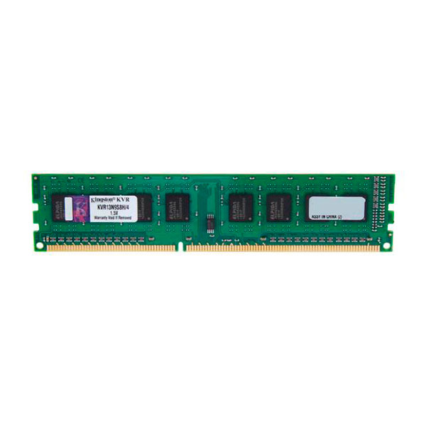 Kingston ValueRAM DDR3 1333MHz 4GB – Memoria RAM