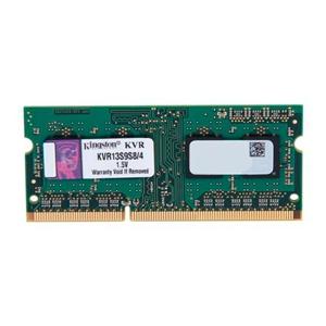 Kingston ValueRAM DDR3 1333Mhz 4GB SODIMM – Memoria RAM