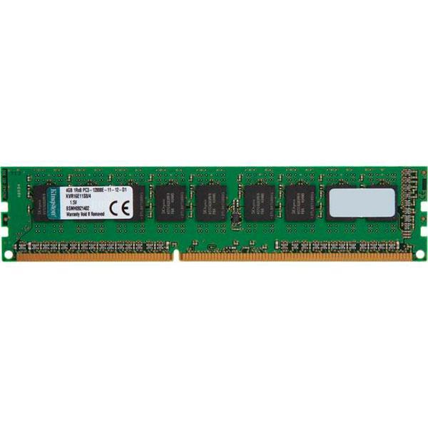 Kingston ValueRAM DDR3 1600Mh 4GB – Memoria RAM