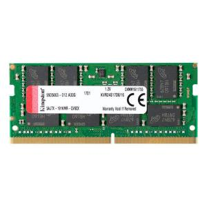 Kingston DDR4 2400MHz 16GB SODIMM – Memoria RAM