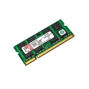 Kingston Valueram DDR2 667MHz 2GB SO DIMM – Memoria RAM