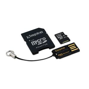 Kingston Multi-Kit / Mobility Kit 16GB – Pack Memoria Flash