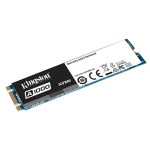 Kingston SSDNow A1000 M.2 2280 NVME 480GB – Disco Duro SSD