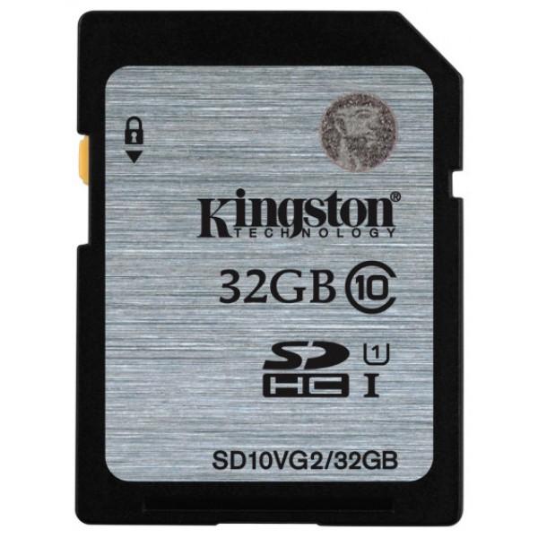 Kingston – 128 GB – SDXC UHS-I – tarjeta SD