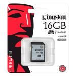 Kingston – tarjeta de memoria flash – 16 GB – SDHC UHS-I