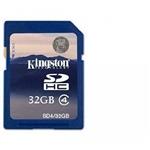 Kingston – tarjeta de memoria flash – 32 GB – SDHC