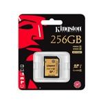 Kingston SDXC 256 GB – Memoria SD