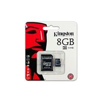 Kingston microSDHC 8GB – Memoria MicroSD
