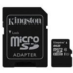 Kingston microSDHC 16GB – Memoria Flash MicroSD