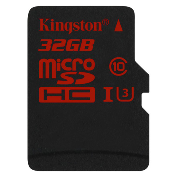 Kingston microSDHC 32GB – Memoria SD