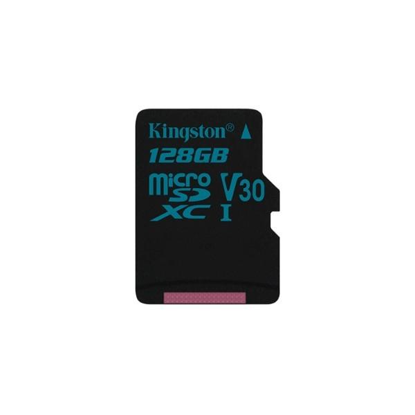 Kingston MicroSD Canvas Go! 128GB – Memoria Flash