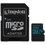 Kingston MicroSD Canvas Go! 32GB c/ad – Memoria Flash