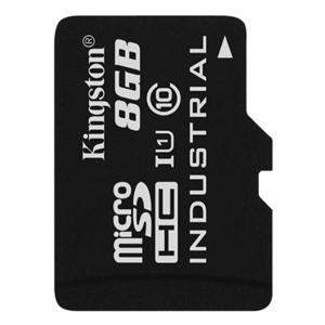 Kingston Industrial Temperature MicroSD 8GB – Memoria Flash
