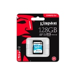 Kingston Canvas Go! SDXC 128GB – Memoria Flash
