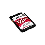 Kingston Canvas React SDXC 128GB - Memoria Flash