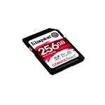 Kingston Canvas React SDXC 256GB - Memoria Flash