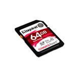 Kingston Canvas React SDXC 64GB - Memoria Flash
